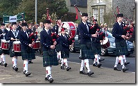 scrabster pipe band