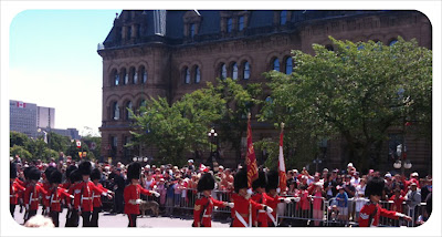 queen canada day 2010