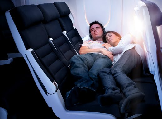 air new zealand spooning