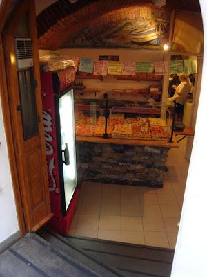 pizza shop cinque terre