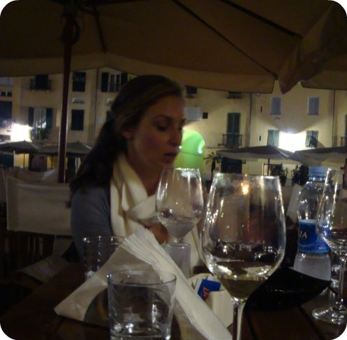 night in lucca