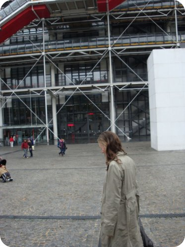 leaving pompidou