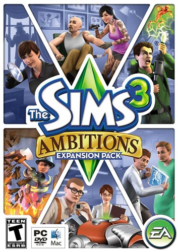 The Sims 3 Ambitions-ViTALiTY