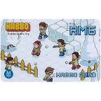 HABBO Card RM6 (10 credits)