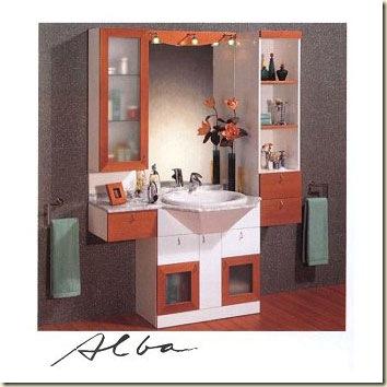 Muebles de ba o roca decoraci n de habitaciones y for Cuartos de bano roca