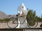 Ghost with Bicycle