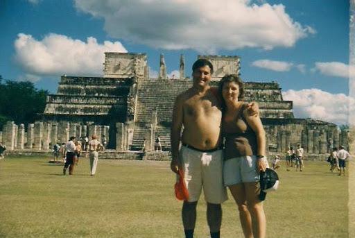 Templo de los guerreros, chichen itza, peninsula yucatan,caribe, mexico, vuelta al mundo, Asun y Ricardo, round the world, informacion viajes, consejos, fotos, guia, diario, excursiones
