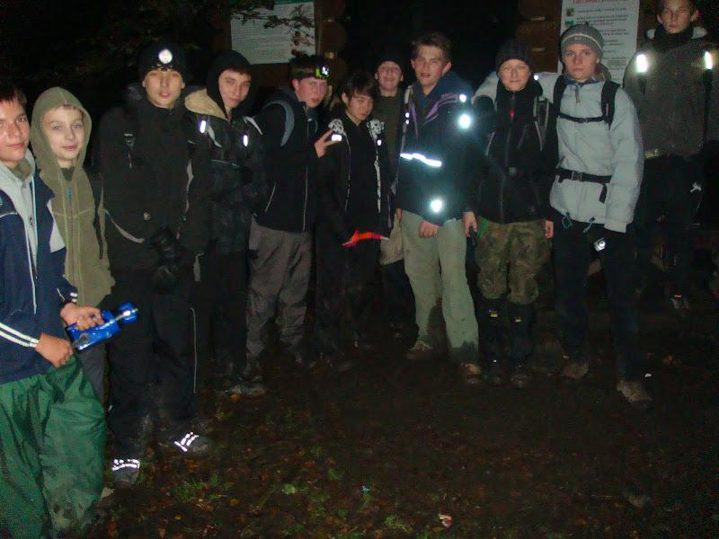 Nocne zawody o puchar Beskidzkiego Harnasia