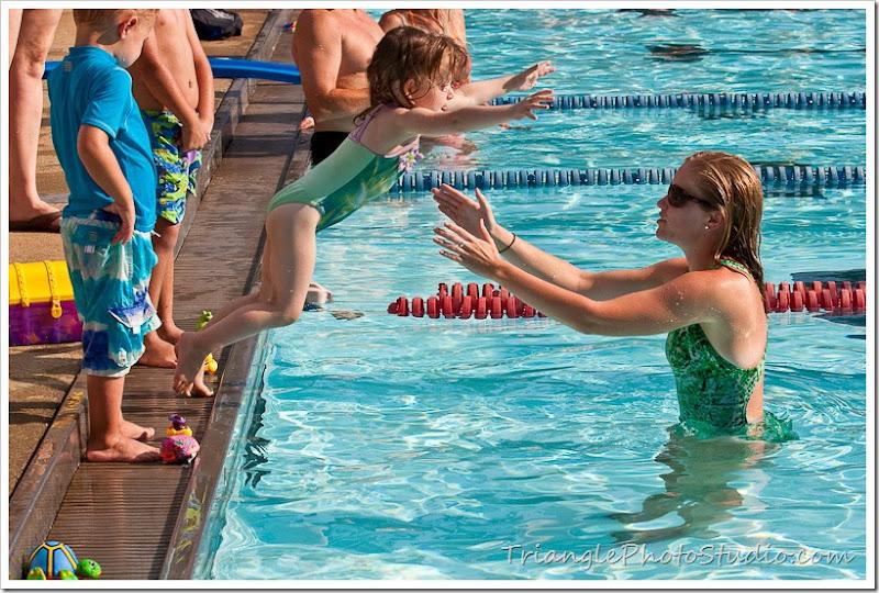 Steve Jackle Triangle Photo Studio Photographer Swimming Lessons For Nanna