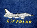 Air Force Embroideries