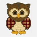 Owl Applique
