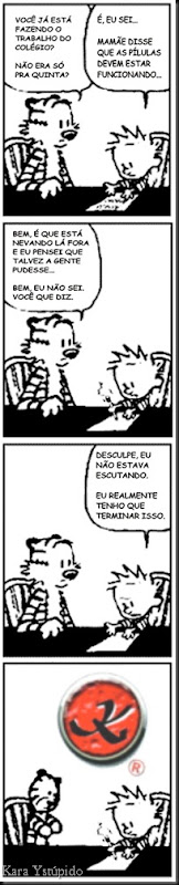 KY - Calvin & Haroldo