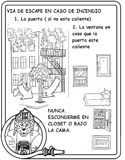 INCENDIOS PARA DIBUJAR - Imagui