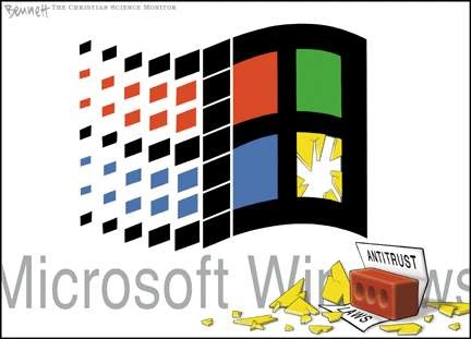 microsoft and antitrust laws Us v microsoft corporation [browser and middleware]  search antitrust division search form comment on division cases file an ncrpa notification.