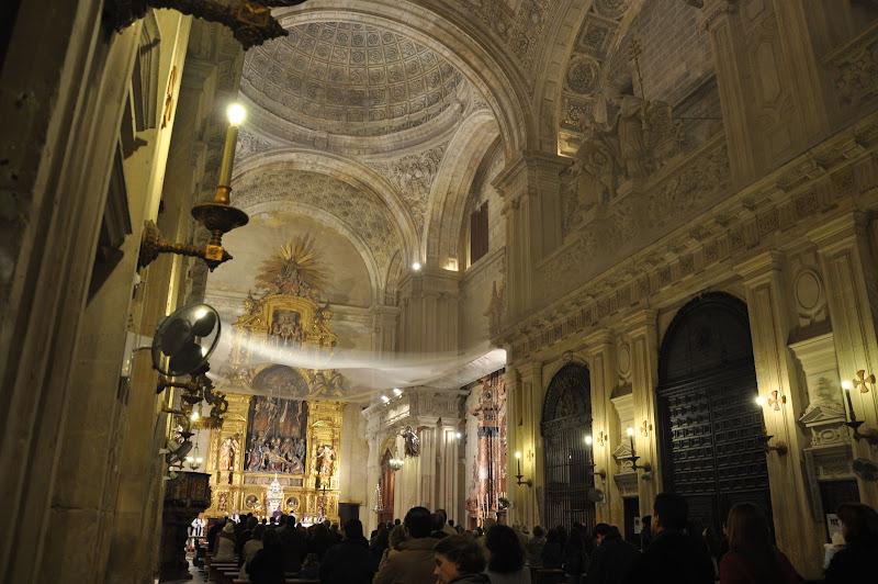 Служба в Кафедральном Соборе Севильи
