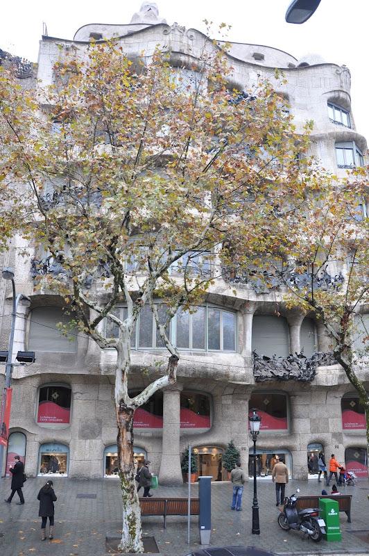 Барселона. Дом Мила