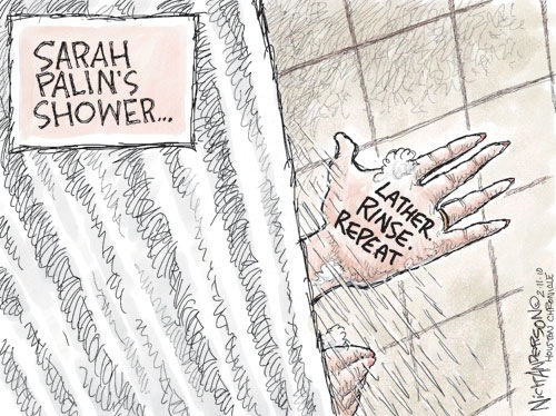 Palin-Shower
