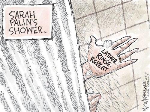 Palin-Shower