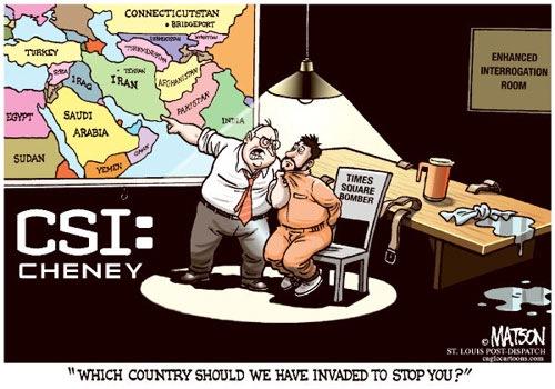 CSI-Cheney