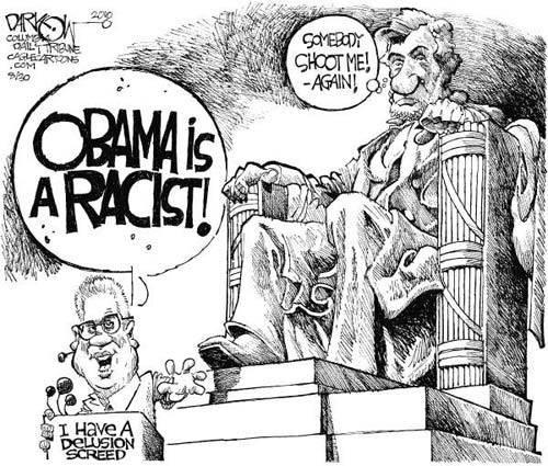 Beck-Obama-Racist