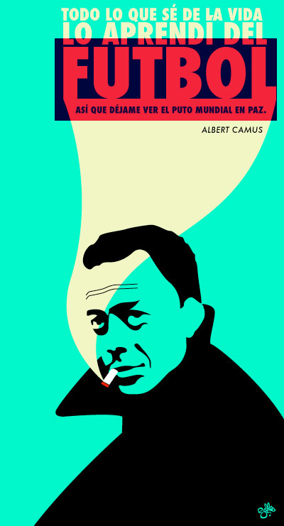 Camus TAGS:deportes,frases