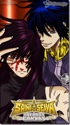 SS The Lost Canvas ★ Capitulo 132 :: Verdugo