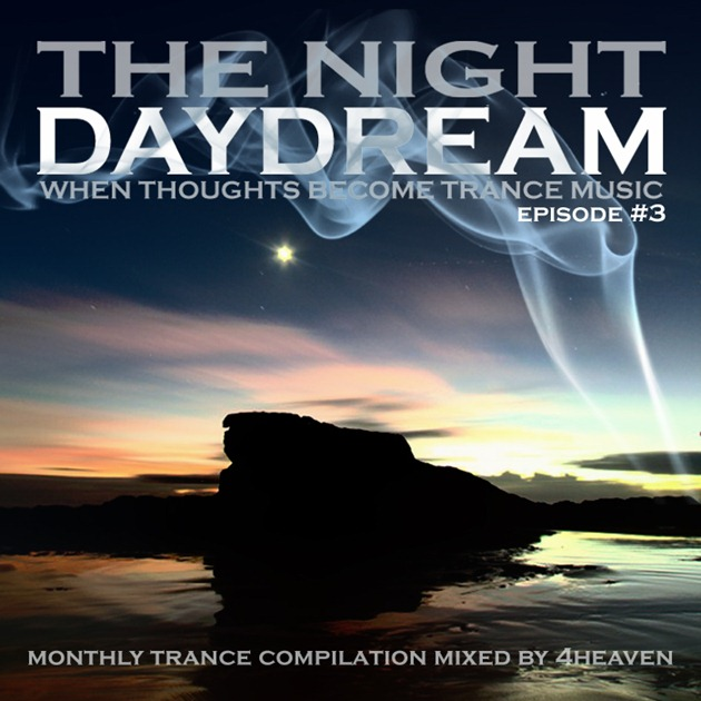 The night daydream III front cover
