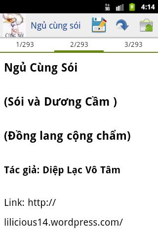 ngu-cung-soi-full for android screenshot