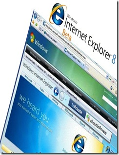 Internet explorer in 7