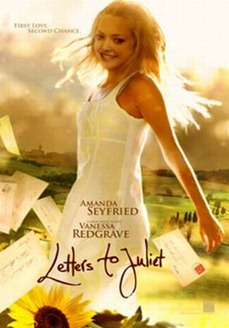 LettersToJuliet movie