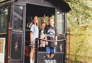 K J and T Summer 1997 Mtn Village