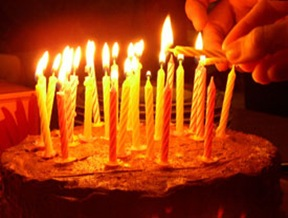 Birthday candles 2