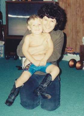 Tyler and me 1993