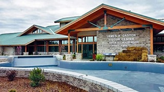James Caston Visitor Center