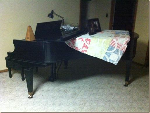 Kale's piano