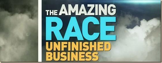 Amazing Race 18