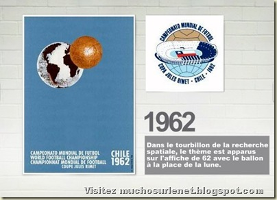Affiche Chili 1962