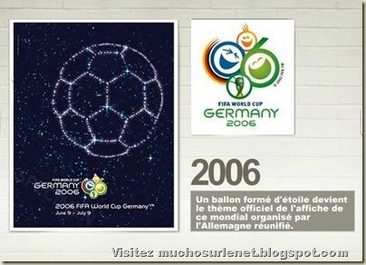 Affiche Alemagne 2006