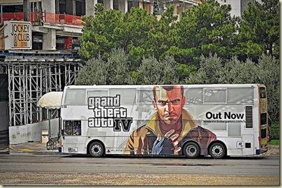 Peinture sur bus-1