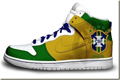 Sneakers Brésil