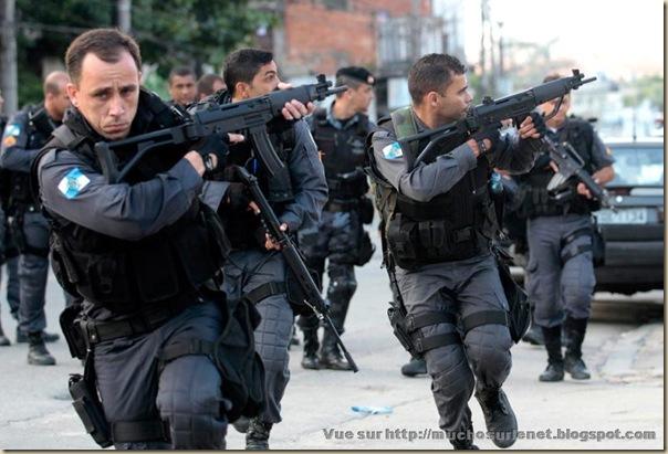 Rio guerre contre la drogue-5