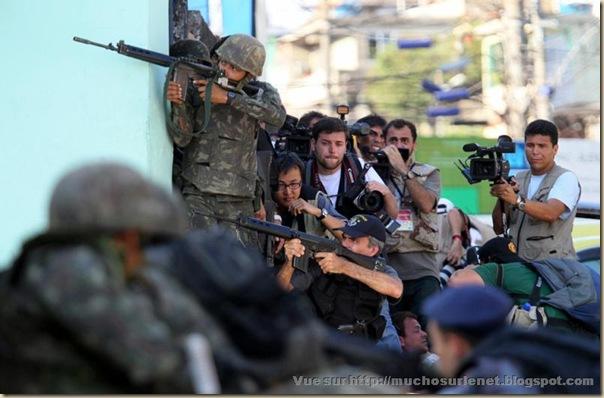 Rio guerre contre la drogue-7