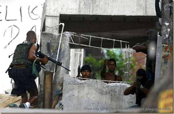 Rio guerre contre la drogue-29
