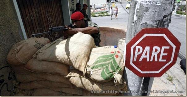 Rio guerre contre la drogue-45