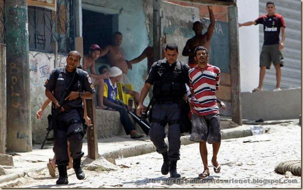 Rio guerre contre la drogue-61