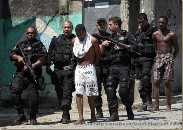 Rio guerre contre la drogue-64