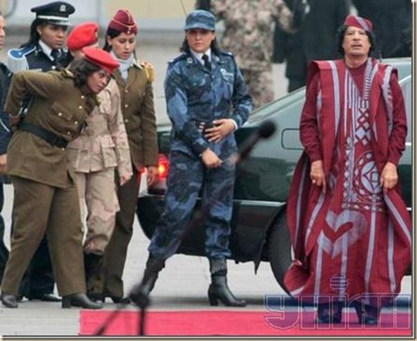 Les Amazones de Kadhafi-25