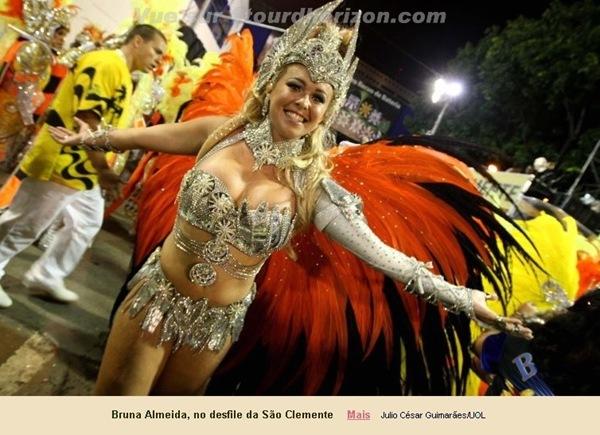 Les muses du Carnaval de Rio 2011-15