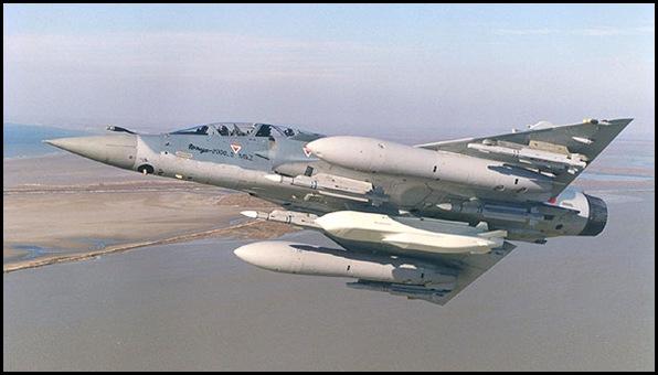 Avion Mirage 2000-5