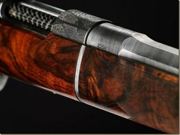 Le fusil le plus cher au monde sur 1tourdhorizon.com